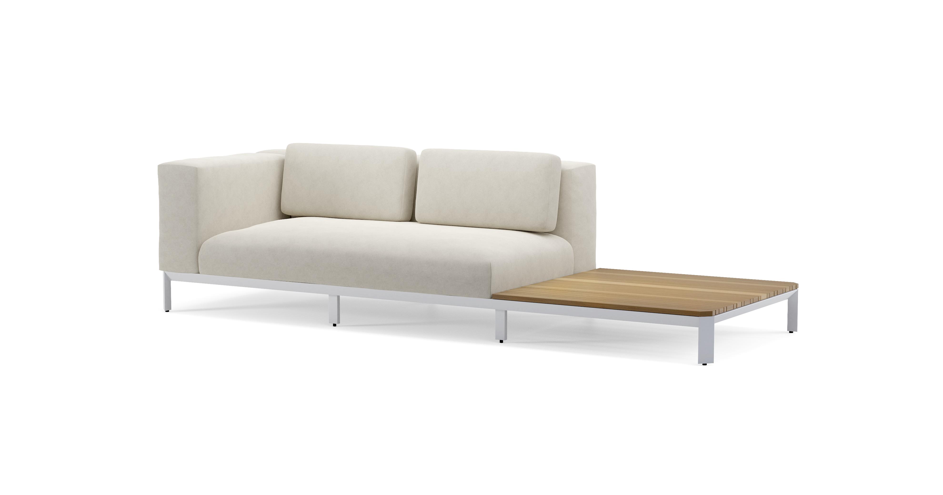 Outdoor sofa by Jardinico