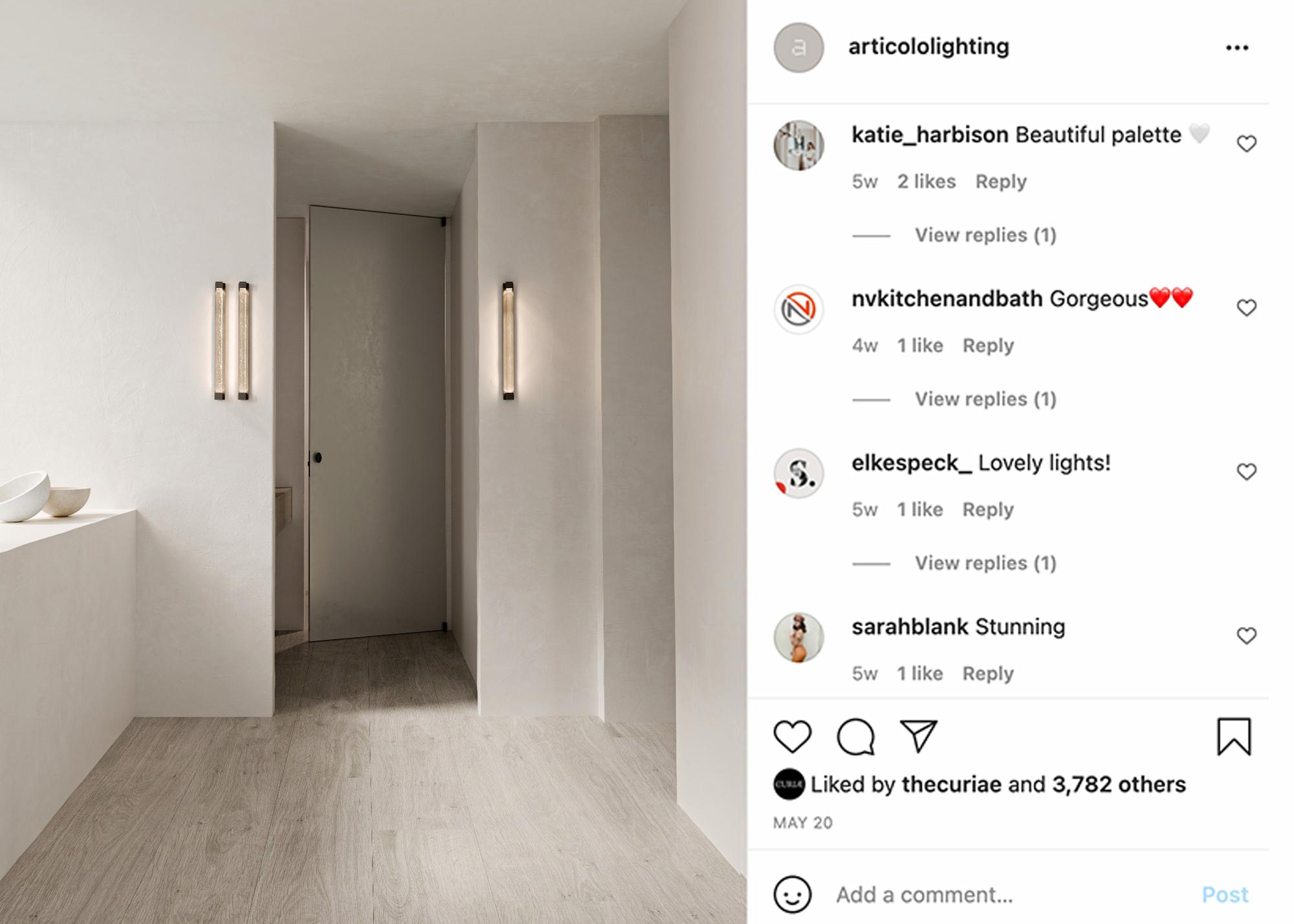 Articolo Instagram post