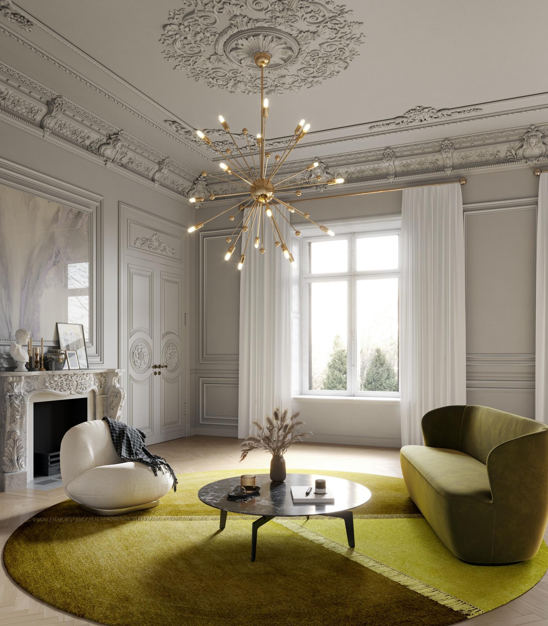 Luxury Parisian appartment