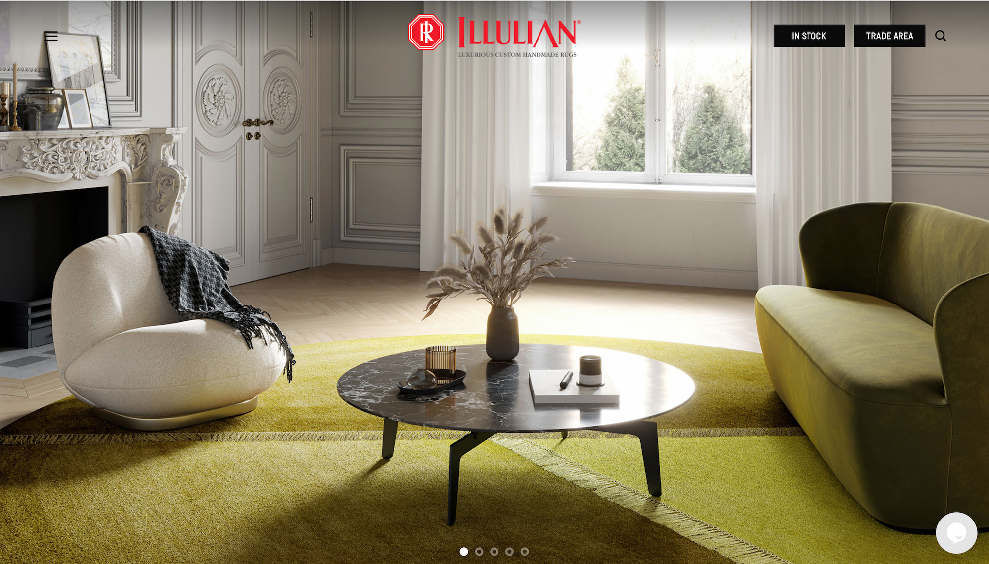 Illulian homepage