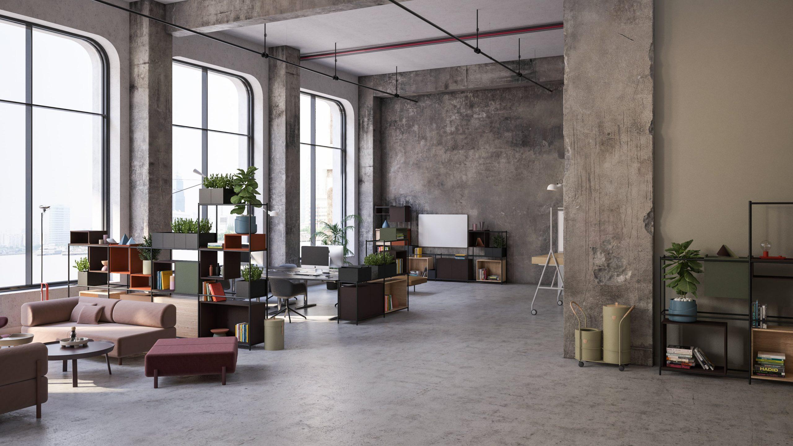 Office visualization for Mizetto