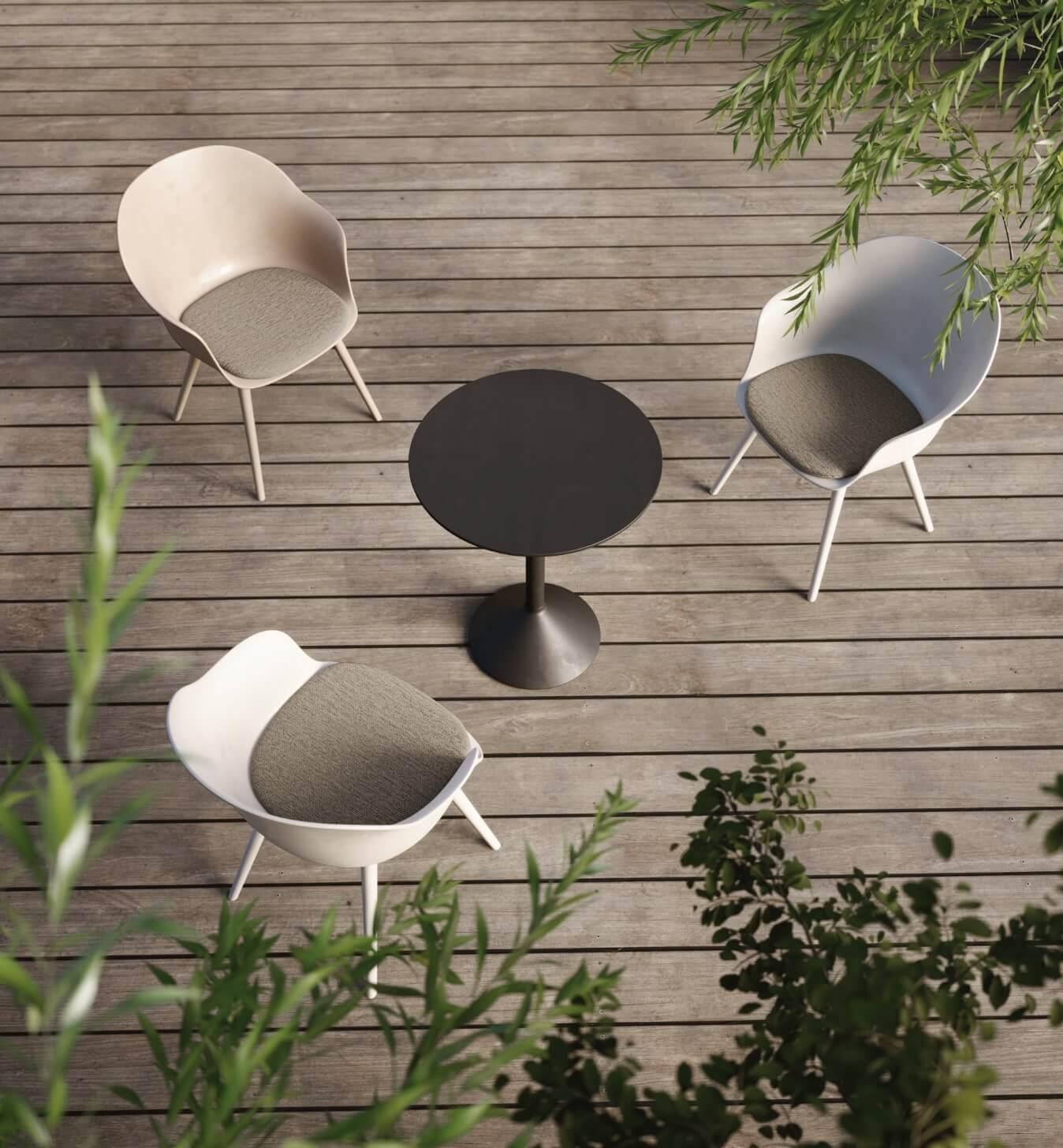 GUBI chairs