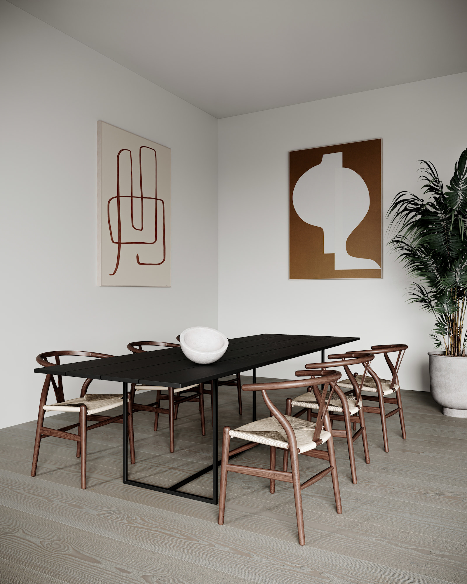 Akuart dining space
