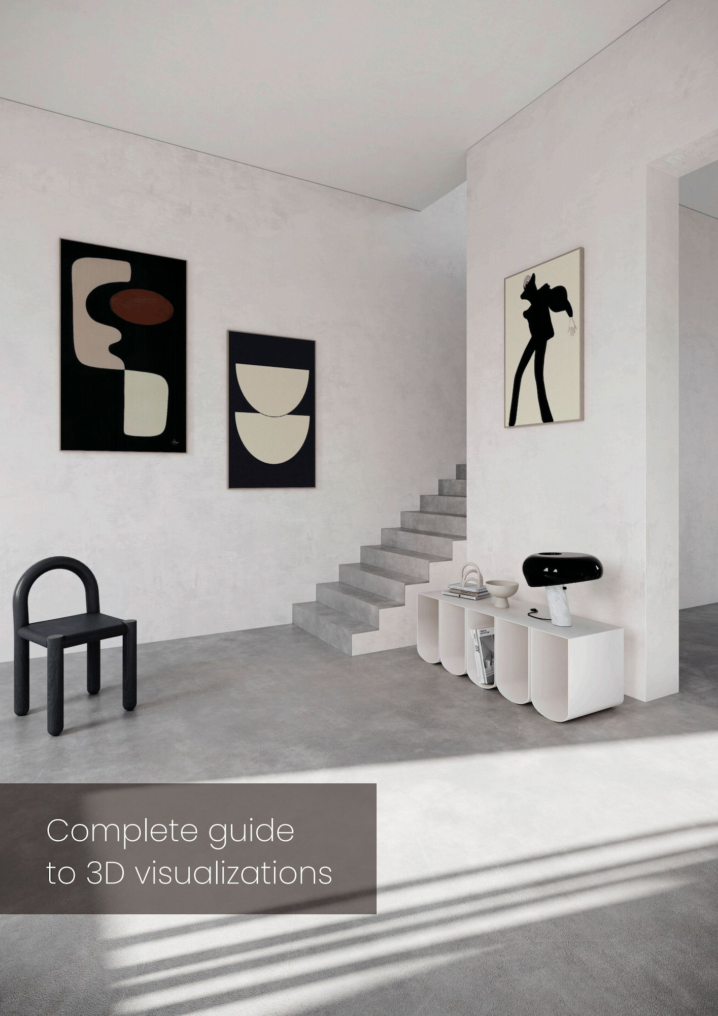 Complete guide to 3D visualizations cover
